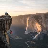 Climbers in Yosemite National Park © Alexander Wick, ©Philipp Bankosegger