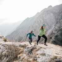 Sportliche Wandertour ©Benjamin Pfitscher