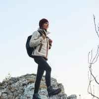 Imagefoto mit dem MAURIA GTX Ws, Image Shooting Gardasee