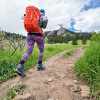 Imagefoto mit dem INNOX PRO GTX MID Ws, Colorado in May
