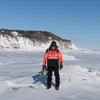 Imagefoto mit dem YUKON ICE II GTX, Richard Kienberger_Zwischen zwei Ozeanen