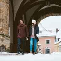 Imagefoto mit dem CALCETA III GTX Ws, Winter-Image-FTNS