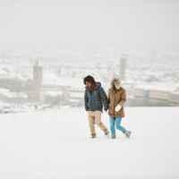 Imagefoto mit dem DUBLIN III GTX, Winter-Image-FTNS