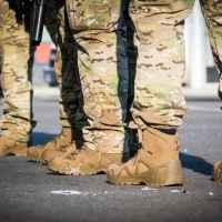 Imagefoto mit dem ZEPHYR GTX MID TF, LOWA USA Military Police Shooting