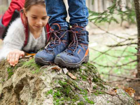 Immagine con LEDRO GTX® MID JUNIOR, Kids Testing