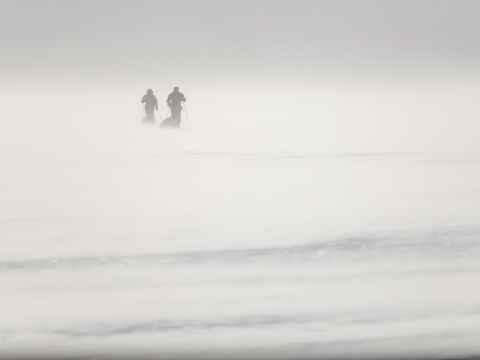 Traversata della Groenlandia e ritorno