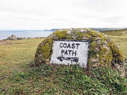 England - South West Coast Path
