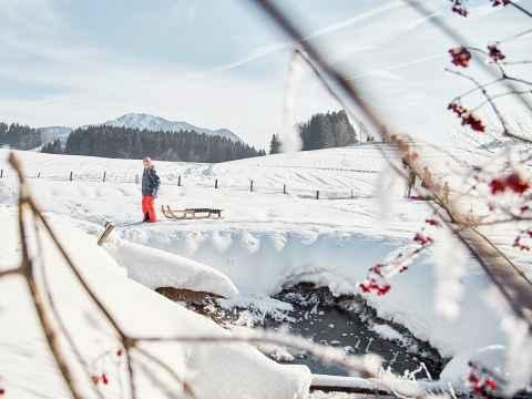 Winter Kids Oberallgäu
