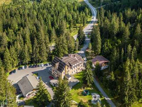 Testcenter Grimselwelt Hotel Handeck
