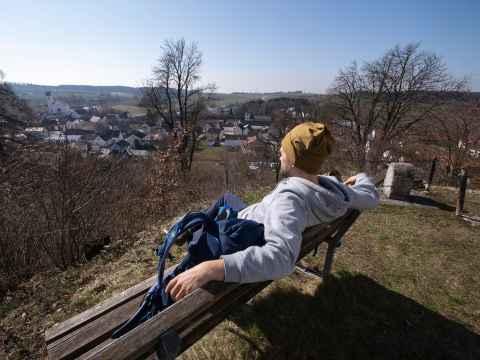 Imagefoto met de INNOX PRO GTX MID, Microadventure Naturdenkmäler