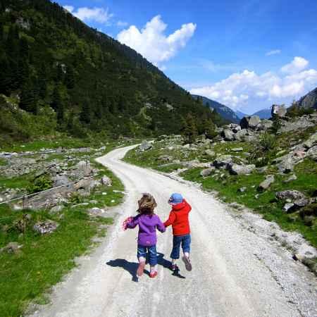 Zwerg am Berg Header + Bilderauswahl