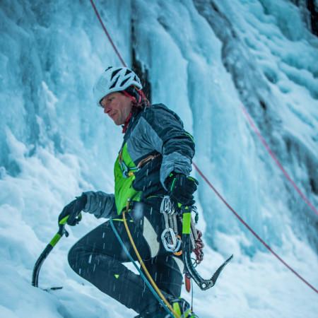 Immagine con ALPINE ICE GTX®, Eiskletterevent Kom Saigurn