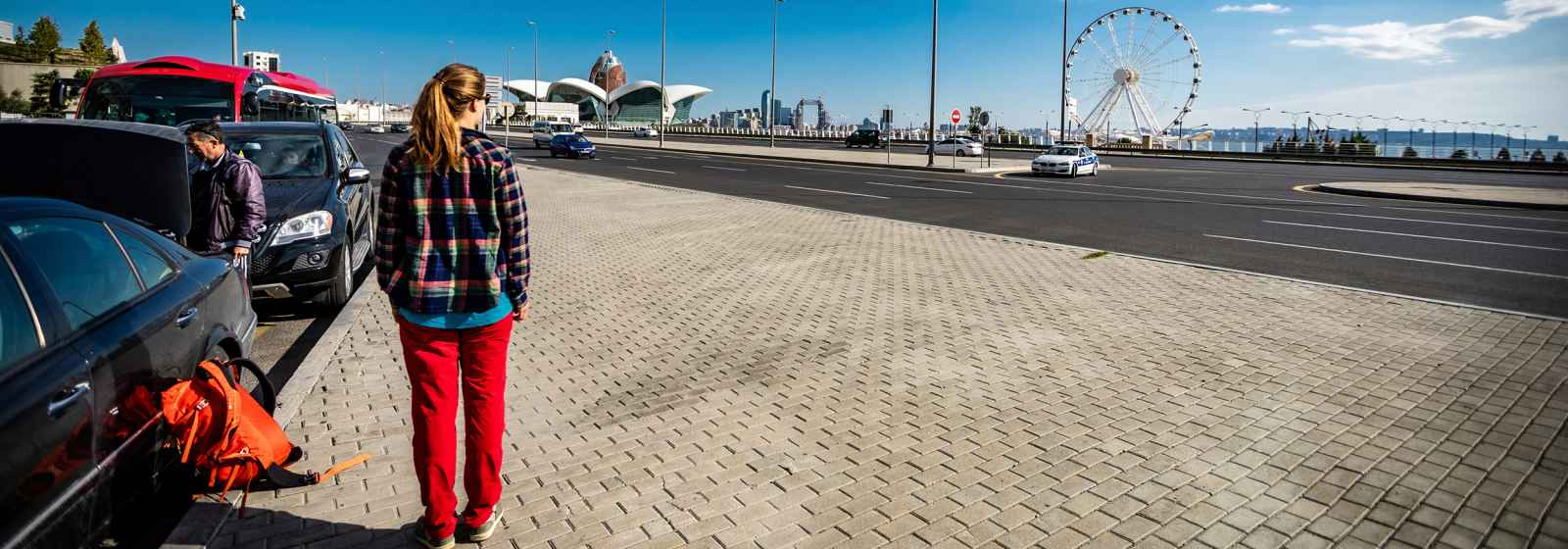 Imagefoto mit dem SAN FRANCISCO GTX LO Ws, Ulligunde Aserbaidschan 2019
