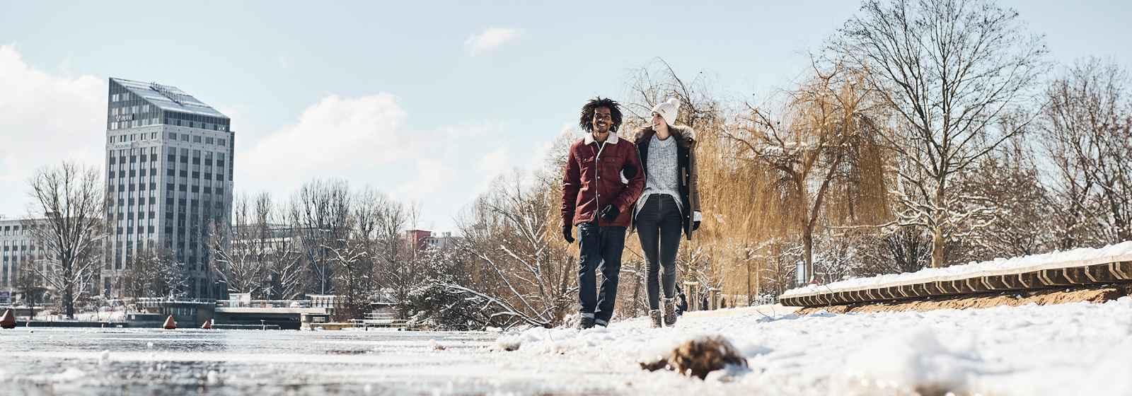 Imagefoto met de DUBLIN III GTX, Winter-Image-FTNS