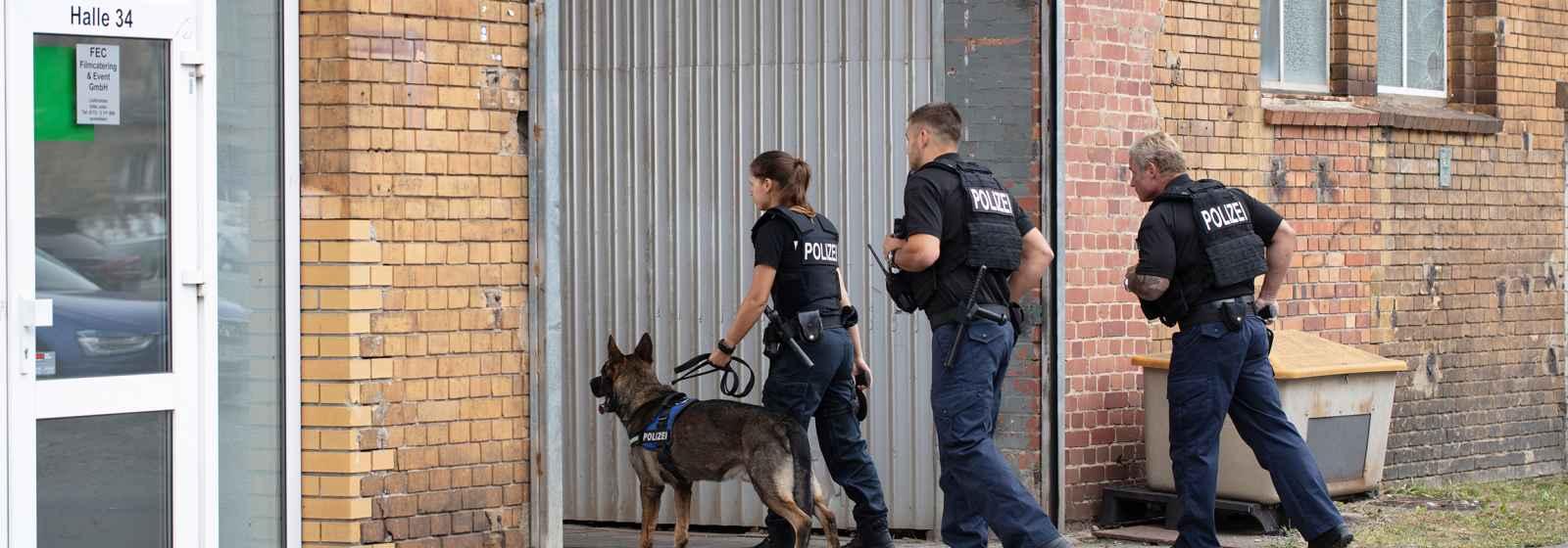 Deutschland, Berlin, Polizei