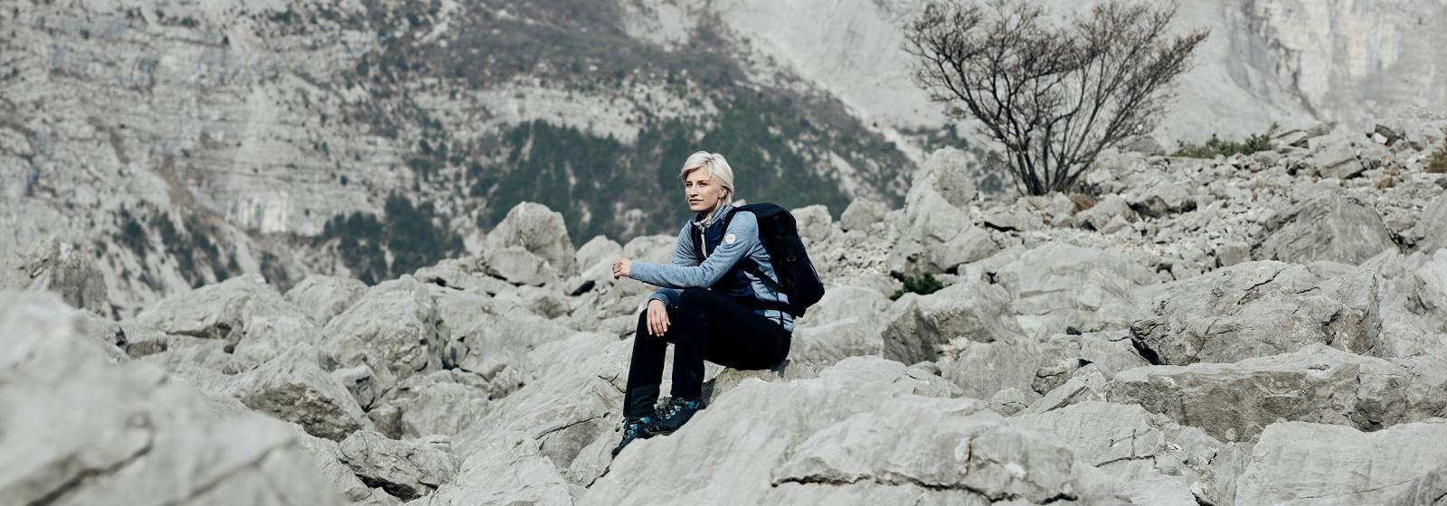 Imagefoto mit dem LAVENA II GTX Ws, Image Shooting Gardasee