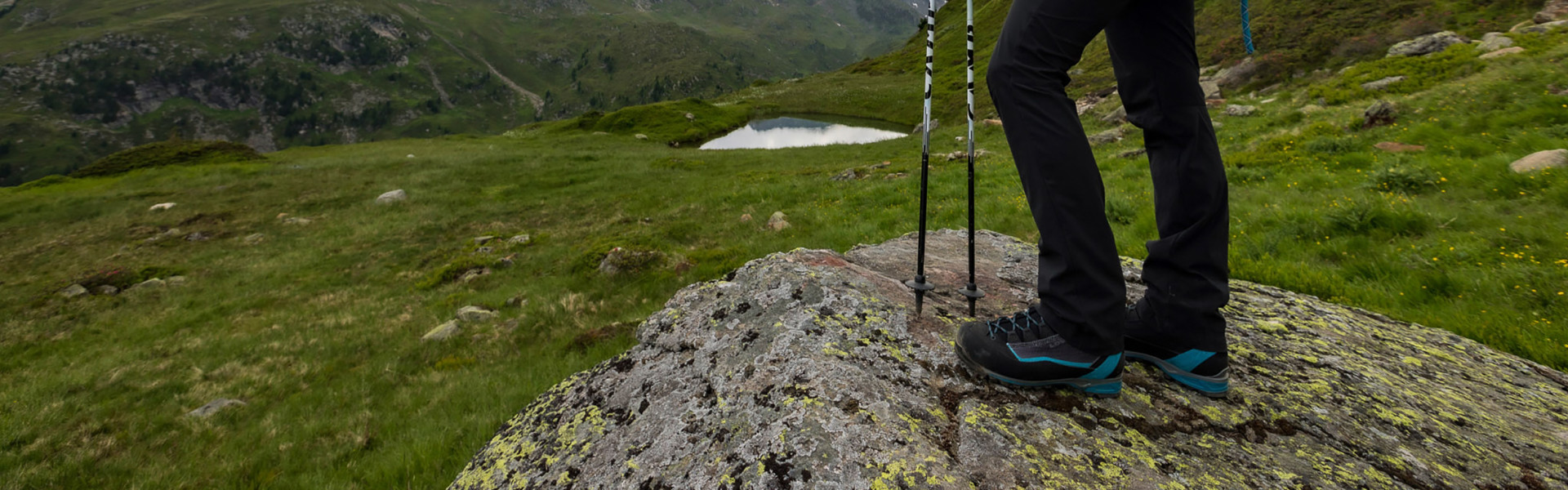 Imagefoto met de ALPINE PRO GTX Ws, Hochtour Ulligunde Obergurgl