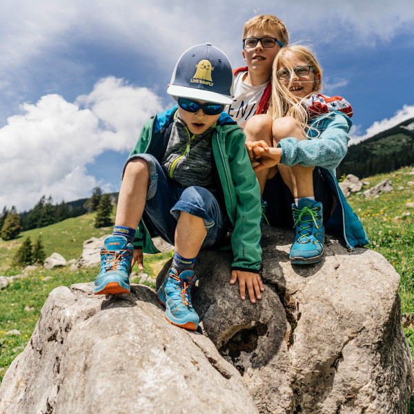 Image photo with the ROBIN GTX QC, Family Shooting Heutal 2018