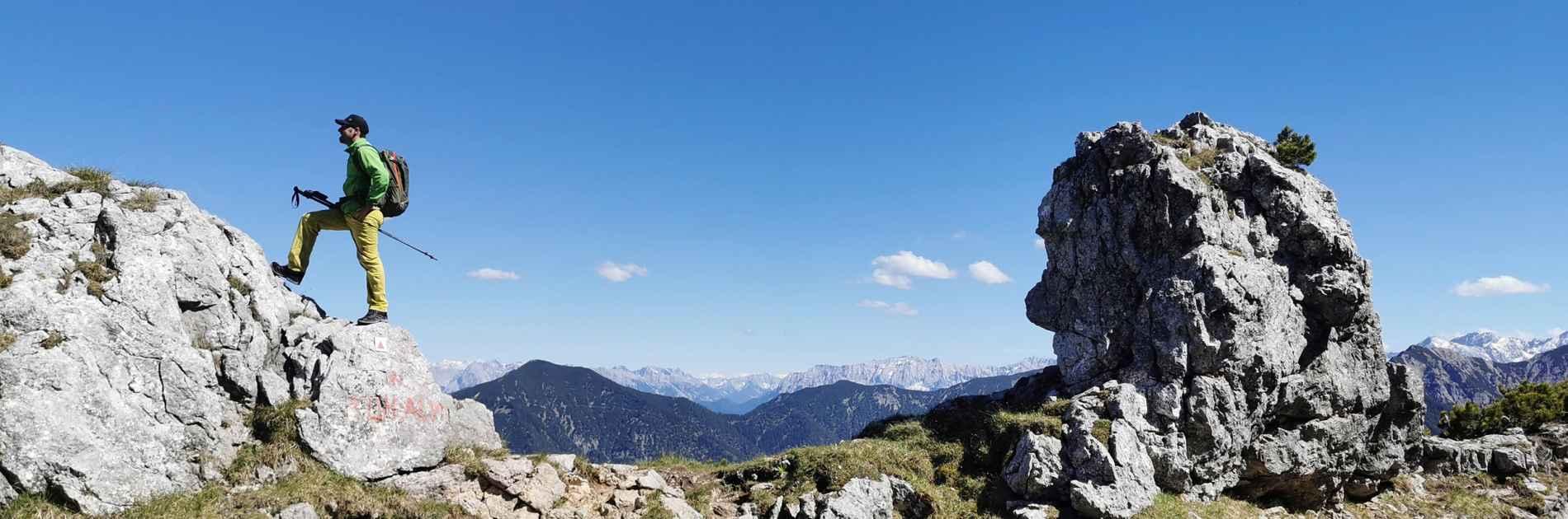 Imagefoto met de INNOX PRO GTX LO, Ralf Stute Innox Alpen