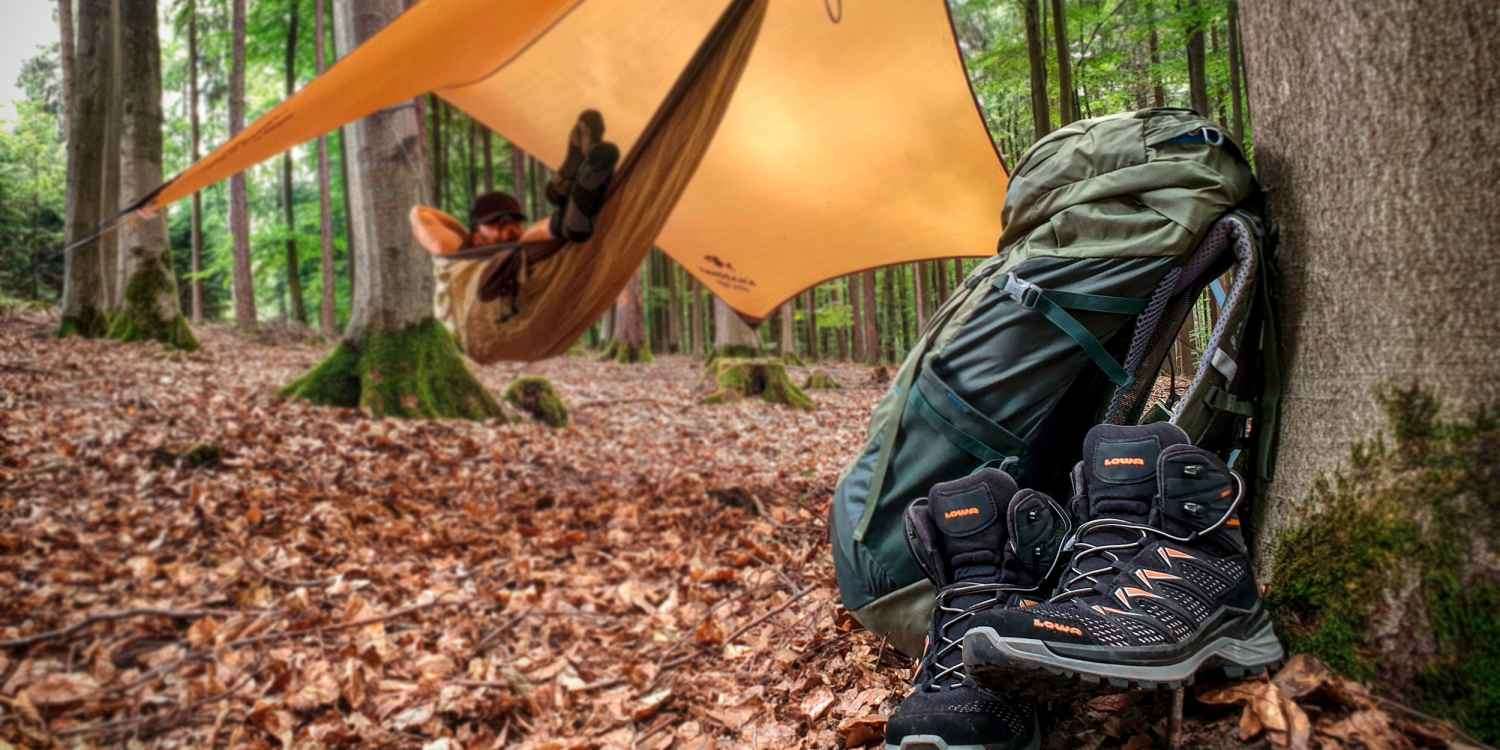 Image photo with the INNOX PRO GTX MID, Microadventures