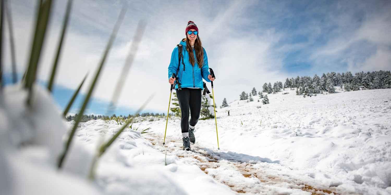 Der LEVENTINA II GTX Ws ist ein Winterschuh, der neben einer perfekten Funktionalität auch durch modische Details überzeugt. Damit sind ausgedehnte Winterspaziergänge ebenso wie ein Stadtbummel kein Problem und die Füße dank GORE-TEX-Partelana-Futter jederzeit wohlig eingepackt.