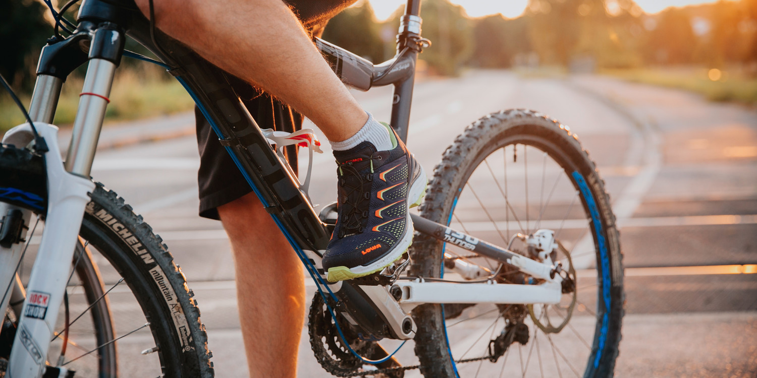 Image photo with the MADDOX GTX LO, Microadventure 6 to 9 ride