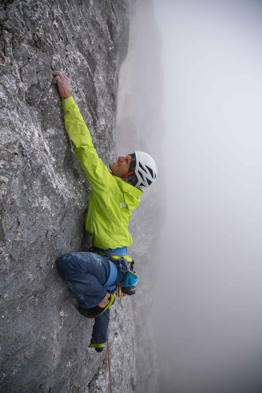 De bergen rond de Coburger Hütte bieden alle nodige testsituaties en zijn daarom ideaal om de nieuwe modellen grondig te testen.