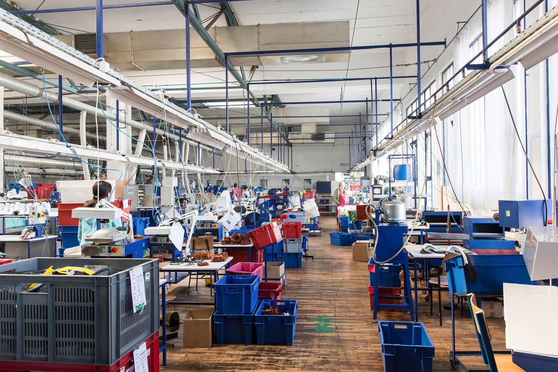 Produktionsstätten Bosnien Herzegovina - BEMA