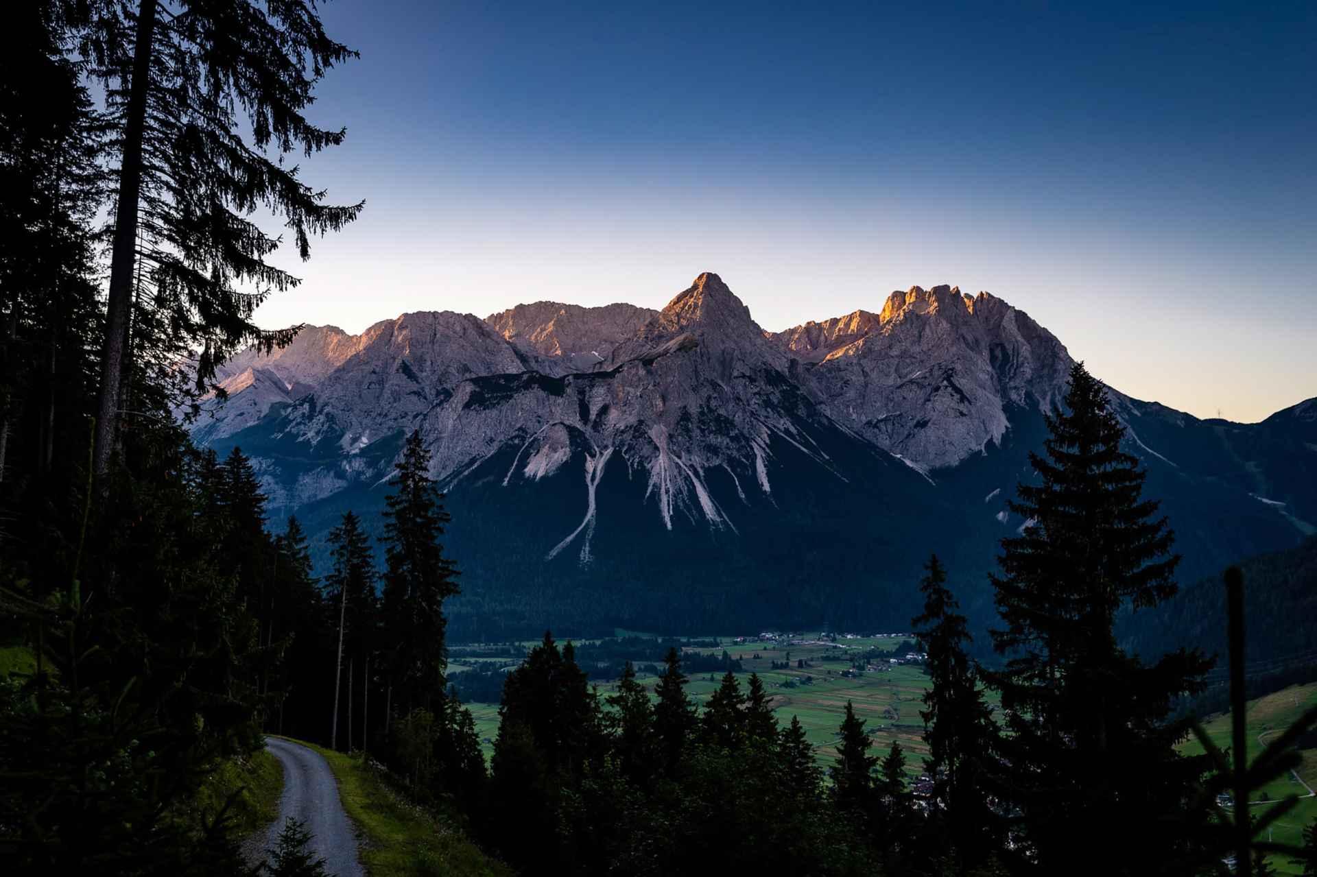 Advance Ammergauer Gleitschirm Hike and fly Lechtal Lermoos Pi Urlaub michael Österreich
