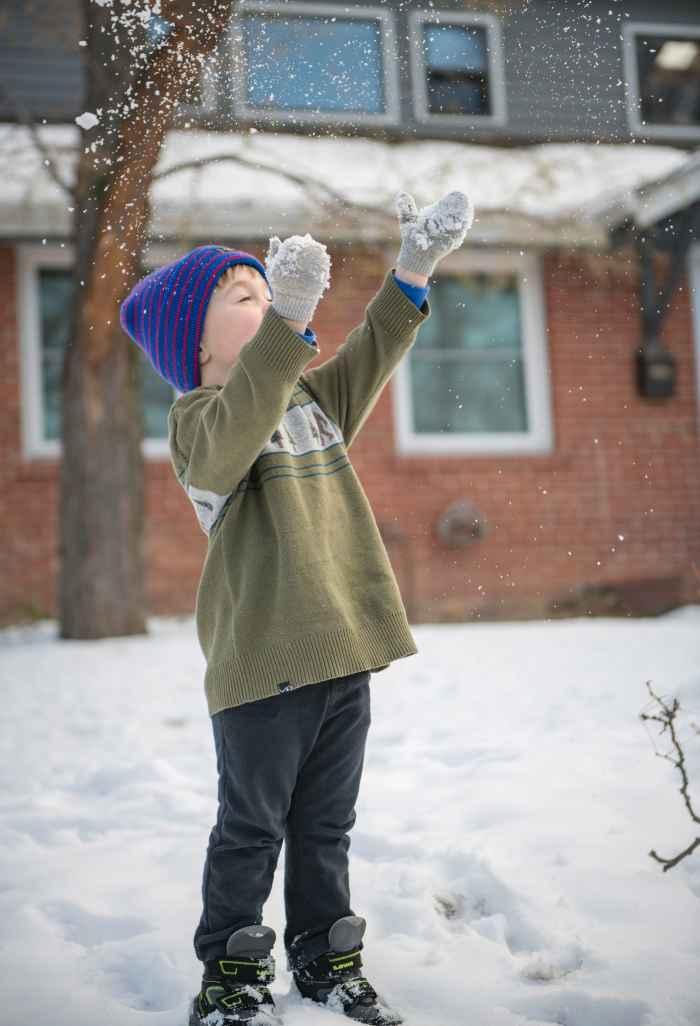Mit dem MILO GTX MID mit Klettverschluss kommen die Kids schnell rein und schnell raus! Das ist vielen Kindern gerade in der kalten Jahreszeit sehr wichtig, wenn draußen ein wahres Winterwunderland zum Spielen lockt.