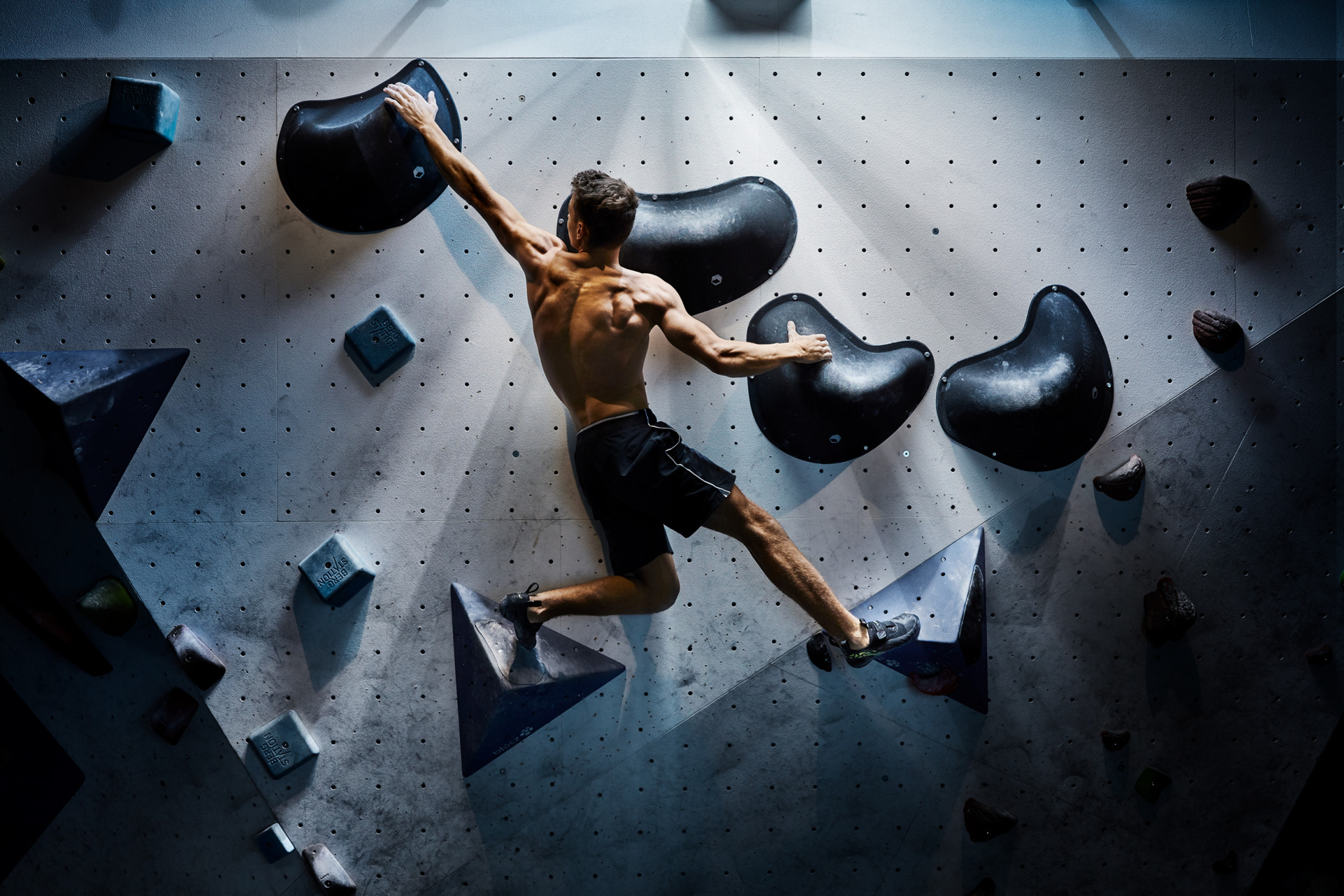 Climbing Bilder Yannick Flohe - Bergstation