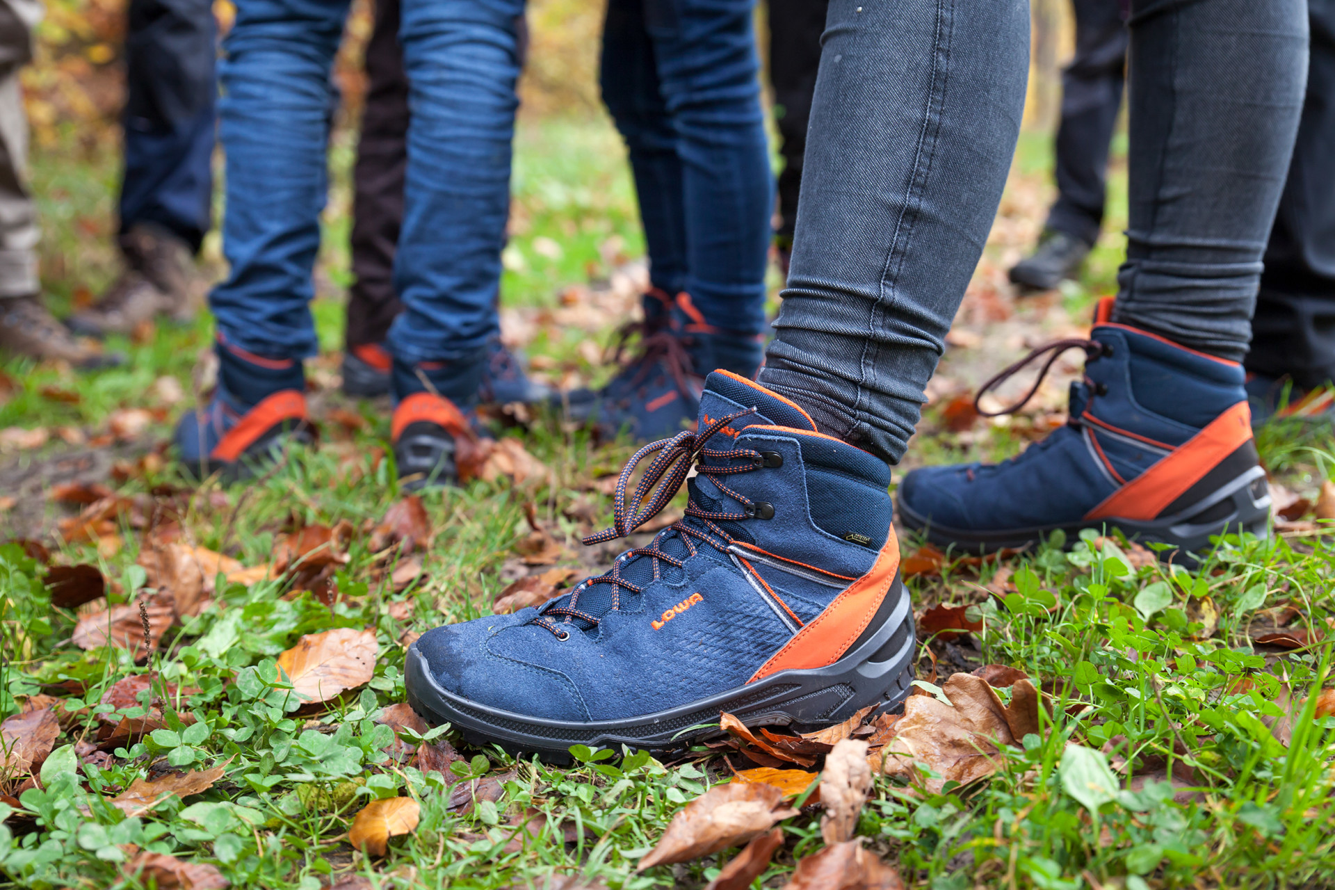 Image photo with the ARCO GTX® MID JUNIOR, Kids Testing