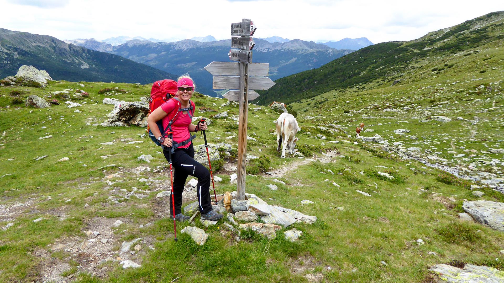 """""""Bij het bergbeklimmen en in de natuur kun je ongelooflijk veel kracht en energie bijtanken."""""""