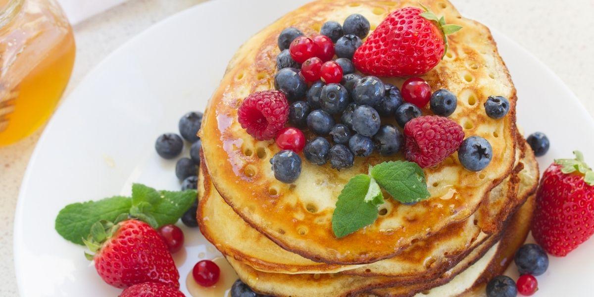 Pancake proteici: la ricetta per farli in meno di 15 minuti