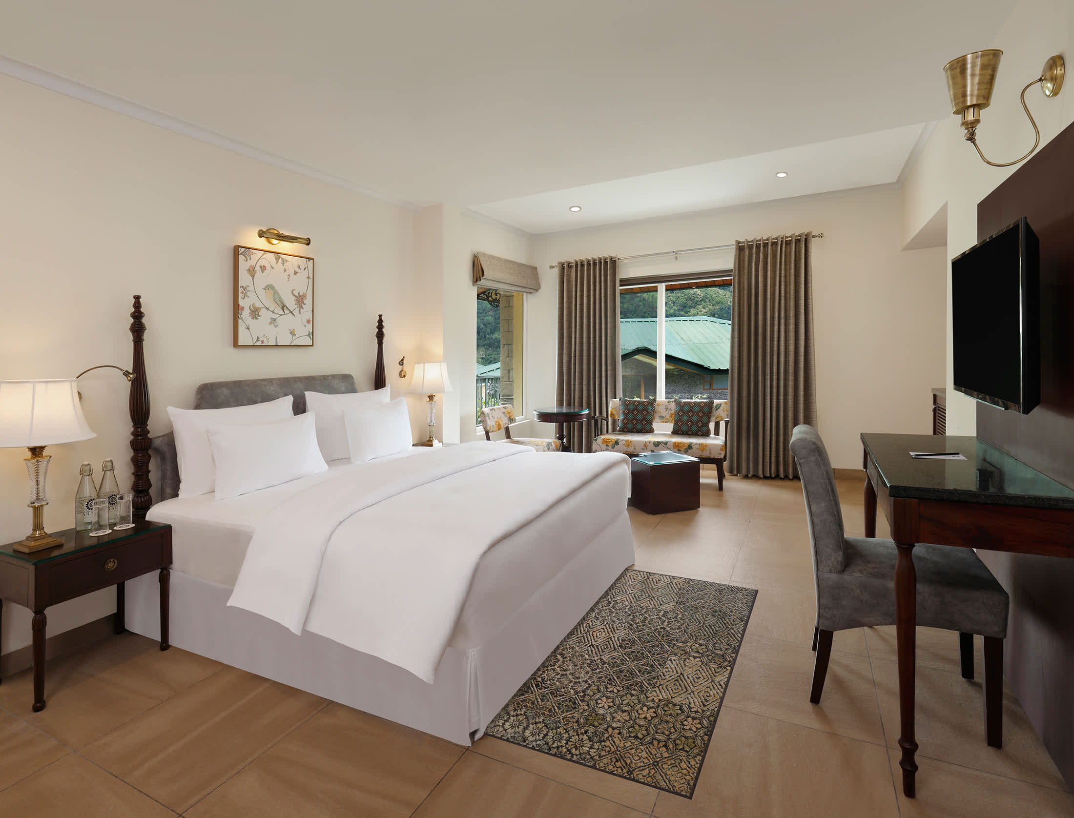 Araiya Palampur deluxe rooms