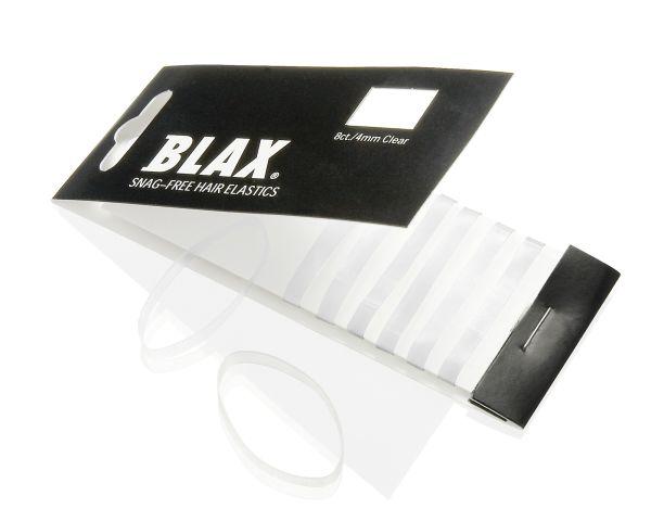 Blax hair elastic clear
