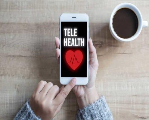telehealth phone