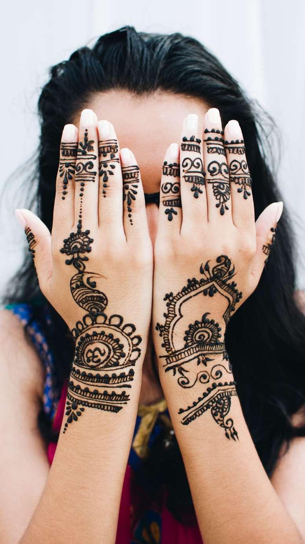 tatuajes de henna reacciones alergicas