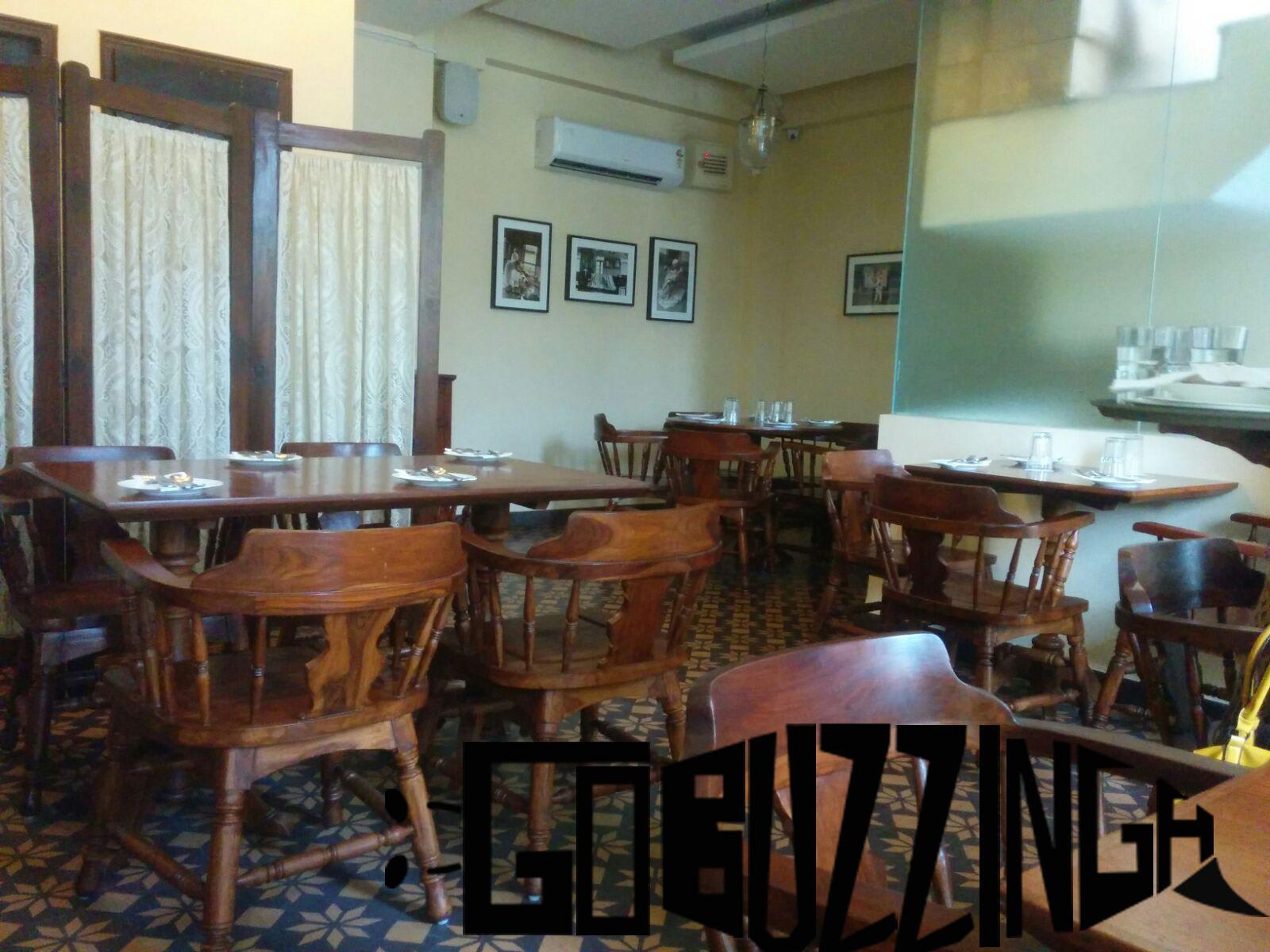 Rustoms Restaurant