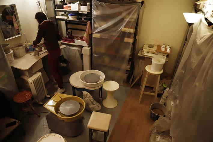 Atelier de céramique paris 18