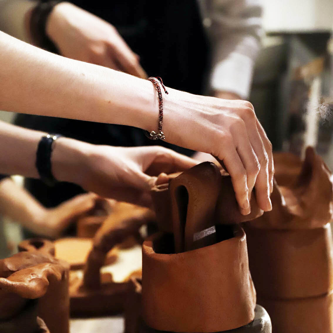 Atelier de céramique paris 18 parent_enfant en_famille