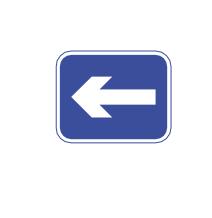 Proceed left