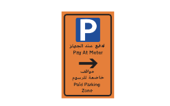 Meter Parking on Right Side