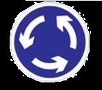Compulsory Roundabout