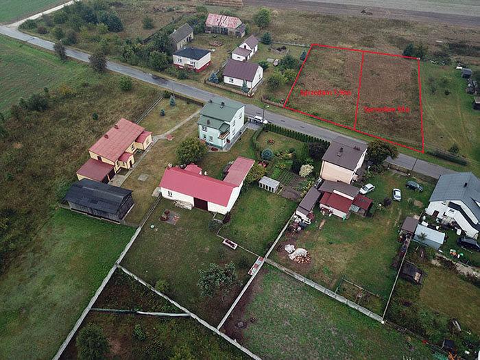 Zdjęcia z drona -