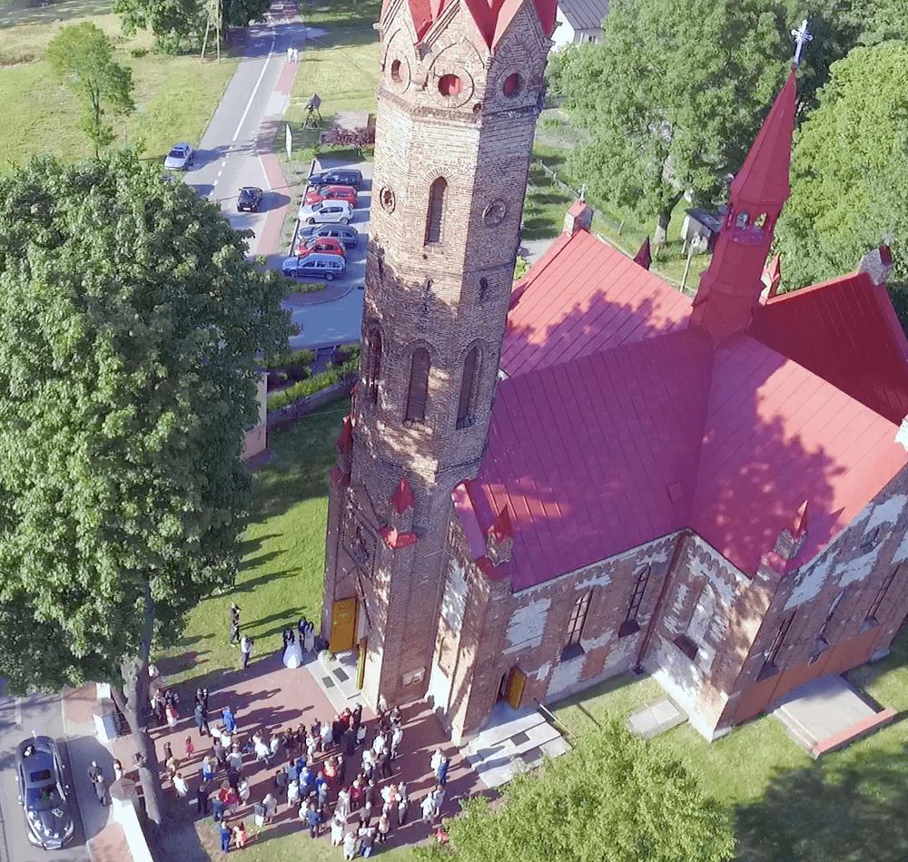 Zdjęcia z drona Radomsko