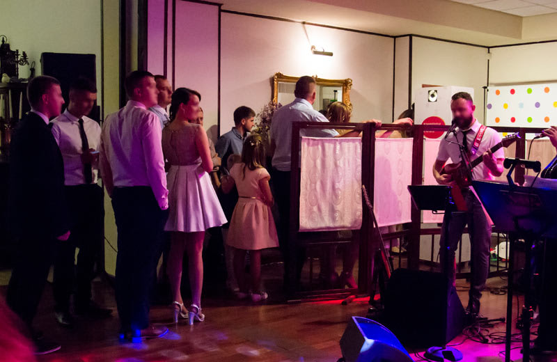 fotobudka na wesele fotobu