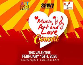 Music, Art and Love Concert