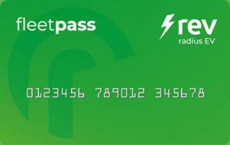 Carte de recharge Fleetpass+