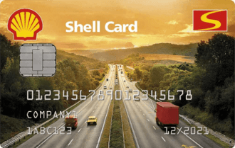 Carte carburant Shell